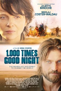 1000 Times Goodnight Movie Poster