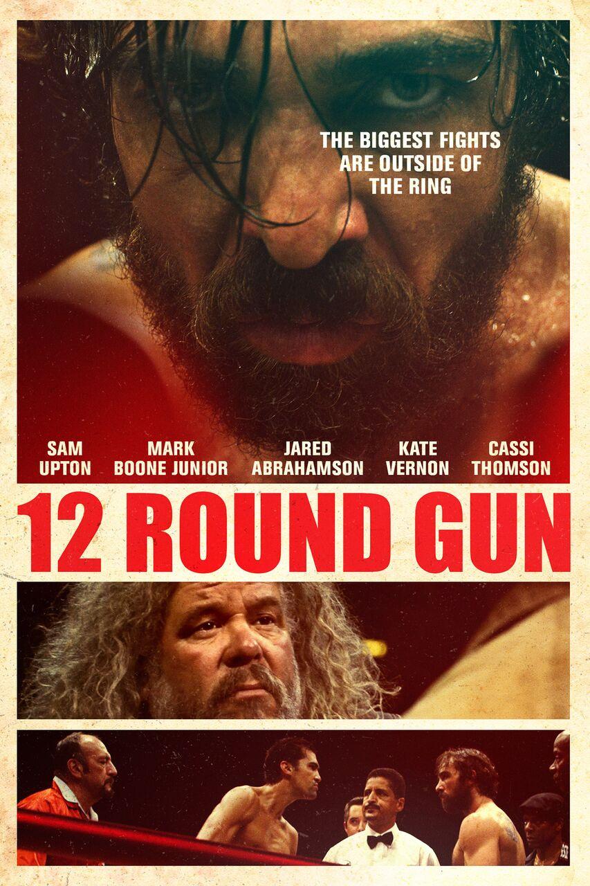 12 ROUND GUN Release Poster