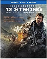 12 STRONG Release Poster