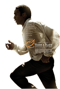 12 Year A Slave Movie Poster