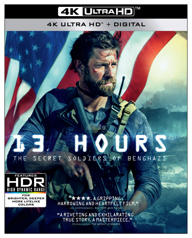 13 Hours 4k