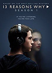 13 REASONS WHY SEASON ONE Blu-ray Cover