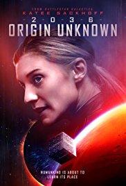 2036 ORIGIN UNKNOWN Release Poster