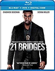 21 BRIDGES Release Poster