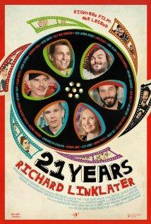 21 Years: Richard Linklater Movie Poster