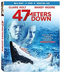 47 METERS DOWN Release Poster