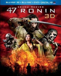 47 Ronin Movie Poster