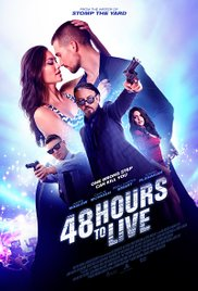 48 HOURS TO LIVE Release Poster