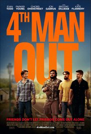 4TH MAN OUT Release Poster