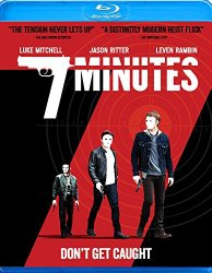 7 Minutes Blu-ray Cover