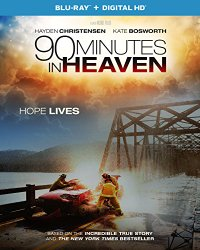 90 MINUTES IN HEAVEN DVD Cover