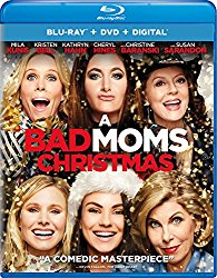 A BAD MOMS CHRISTMAS Release Poster