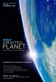 A BEAUTIFUL PLANET  Release Poster