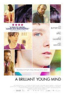 A BRILLIANT YOUNG MIND Release Poster