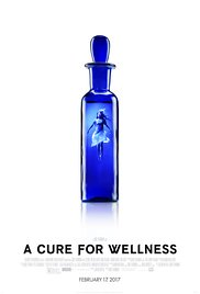 A CURE FOR WELLNESS Blu-ray Cover