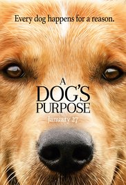A DOG'S PURPOSE Blu-ray Cover