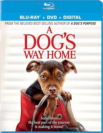 A DOG'S WAY HOME Release Poster