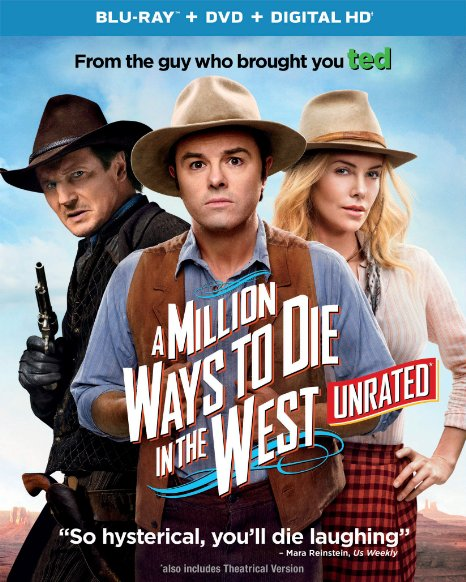 A Million Ways to Die in The West Movie Review