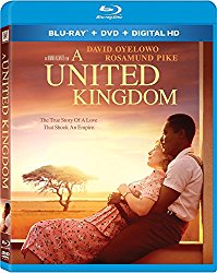 A UNITED KINGDOM Blu-ray Cover