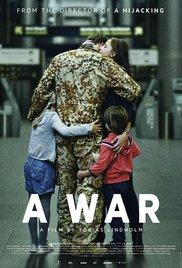 A WAR Release Poster
