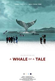 A WHALE OF A TALE Release Poster