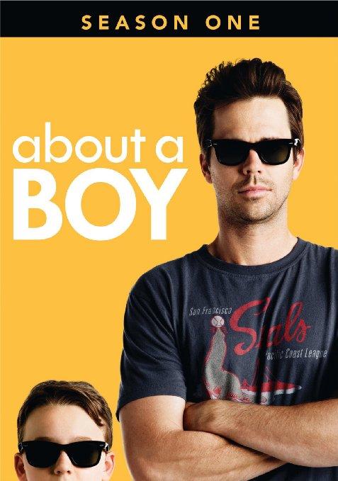 About a Boy Season 1 Blu-ray