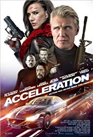 ACCELERATION Release Poster
