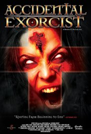 ACCIDENTAL EXORCIST  Release Poster