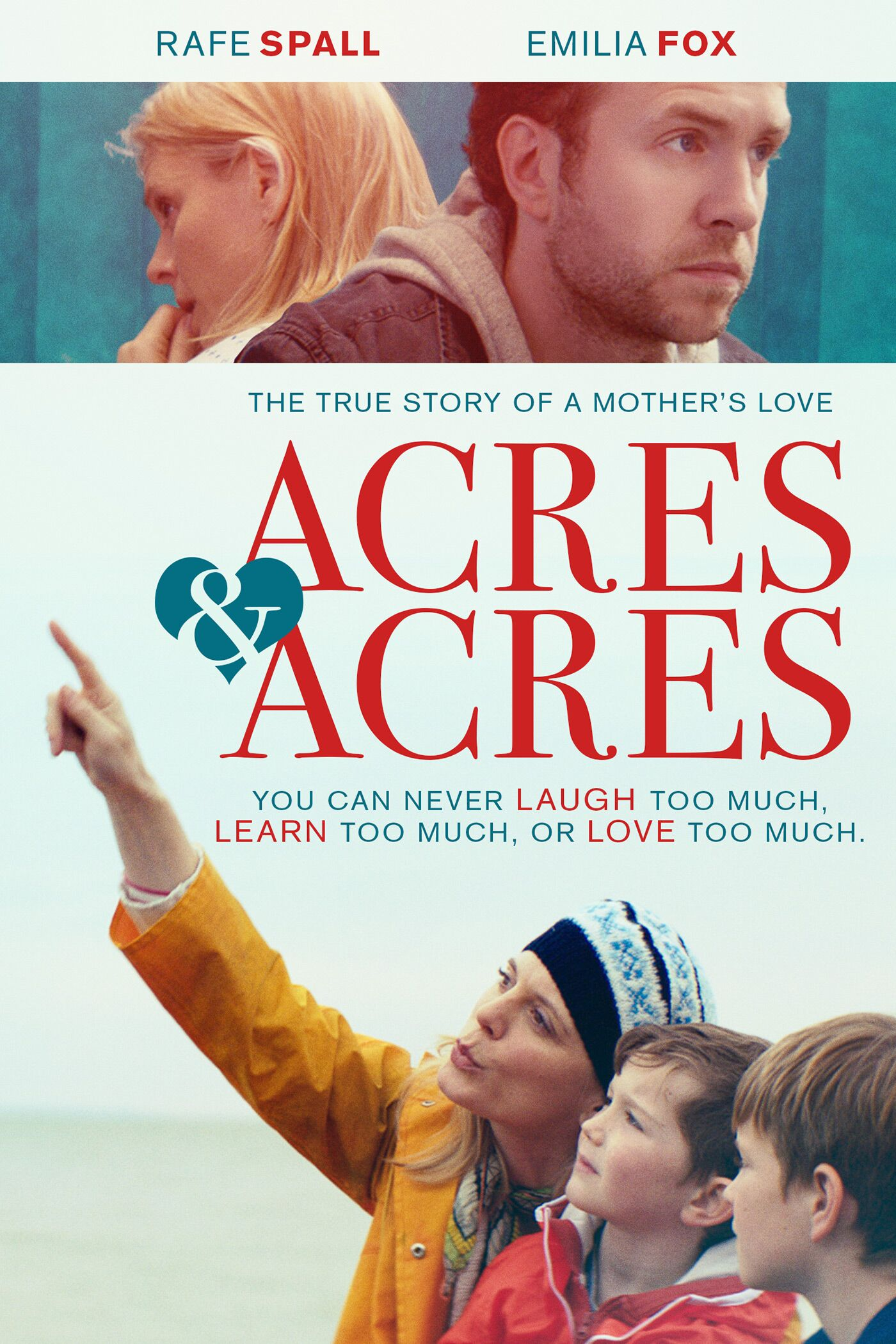 ACRES AND ACRES Release Poster