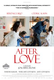 AFTER LOVE Release Poster