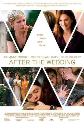 AFTER THE WEDDING Release Poster