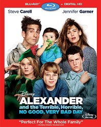 alexander-and-the-terrible-horrible-no-good-very-bad-day Blu-ray