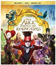 ALICE THROUGH THE LOOKING GLASS  Release Poster