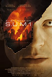 ALIEN INVASION: S.U.M.1  Release Poster
