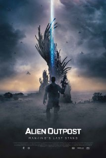 ALIEN OUTPOST Movie Poster