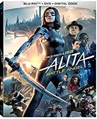 ALITA: BATTLE ANGEL Release Poster
