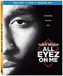 ALL EYEZ ON ME Release Poster