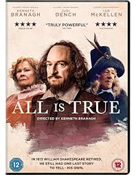 ALL IS TRUE Release Poster