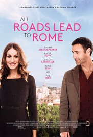 ALL ROADS LEAD TO ROME Release Poster