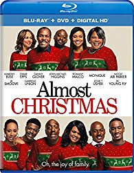 ALMOST CHRISTMAS Blu-ray Cover