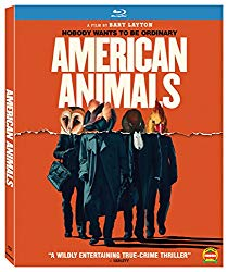 AMERICAN ANIMALS Release Poster