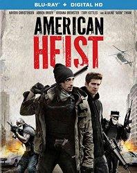 AMERICAN HEIST Release Poster