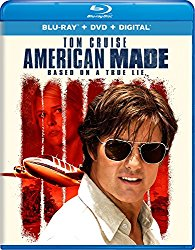 AMERICAN MADE Blu-ray Cover