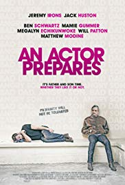 AN ACTOR PREPARES Release Poster