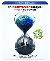 AN INCONVENIENT SEQUEL Blu-ray Cover