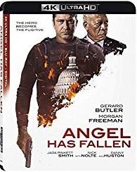 ANGEL HAS FALLEN Release Poster