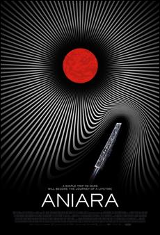 ANIARA  Release Poster