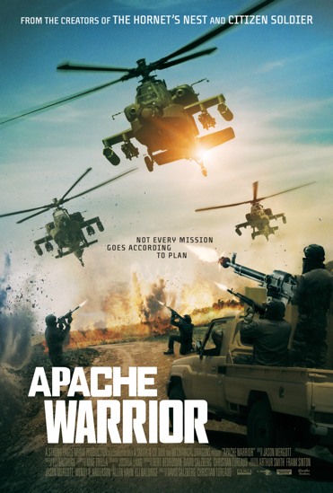 Apache Warrior Release Poster