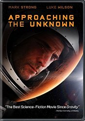 APPROACHING THE UNKNOWN Blu-ray Cover
