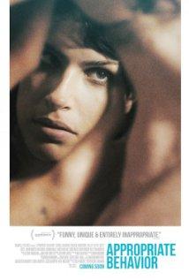APPROPRIATE BEHAVIOR Movie Poster